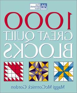 1000 Great Quilt Blocks