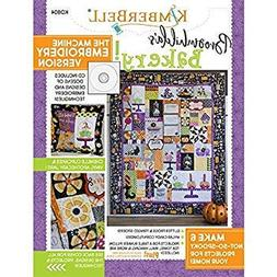 Kimberbell Designs: BROOMHILDA's BAKERY Embroidery CD & Book