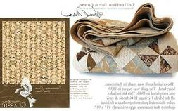 HERITAGE 1846 Quilt KIT - Quilt Pattern + Moda 10th Annivers