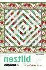 BLITZEN quilt pattern project sheet by basic grey for moda f