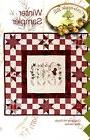 Embroidery Stamped Cotton Pattern Jack Dempsey Quilt Blocks