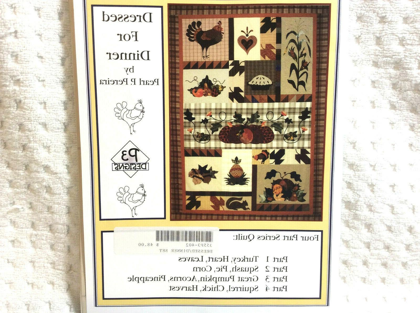 """NEW! Quilt Pattern Pearl 91"""" 65"""""""