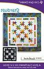 STARDUST QUILT QUILTING PATTERN, from Cozy Quilt Designs, *N