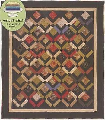 THREE LAYER CAKE QUILTING PATTERN, Cake Therapy Pattern From