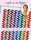 ZIPPITY QUICK QUILT QUILTING PATTERN, 4 Sizes From Quilt In