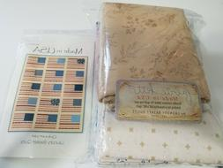 Laundry Basket Quilts~Edyta Sitar~~MADE IN USA~~Quilt Kit &