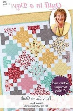 Patty Cake Quilt Pattern by Quilt in a day