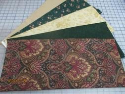 Tapestry Of Time By RJR 5 Yard Quilt Kit Fabric & Pattern